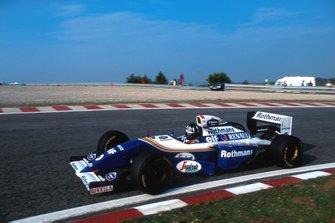 Дэймон Хилл, Williams FW16B Renault