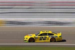Joey Logano, Team Penske, Ford Mustang Pennzoil