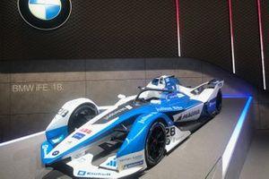 Monoposto della BMW al Salone di Francoforte