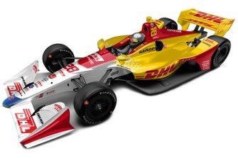 Ryan Hunter-Reay, Andretti Autosport, Laguna 2019
