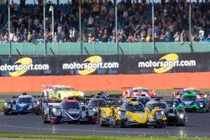 #29 RACING TEAM NEDERLAND - Oreca 07 - Gibson: Frits Van Eerd, Giedo Van Der Garde, Job Van Uitert Race