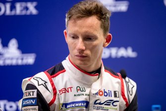 Mike Conway, Qualifying Press Conference, 4 Hours of Silverstone, Silverstone Circuit, Silverstone, Northamtonshire,England