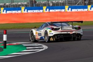 #70 MR RACING - Ferrari 488 GTE EVO: Motoaki Ishikawa, Olivier Beretta, Riccardo Pera