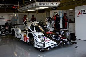 Автомобиль Rebellion R13 (№3) команды Rebellion Racing
