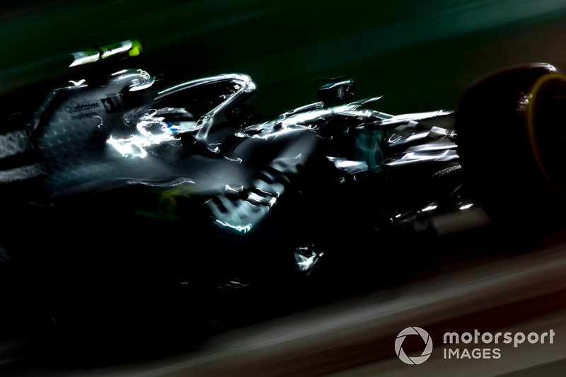 5: Valtteri Bottas, Mercedes AMG W10, 1'37.146
