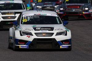 Samuele Piccin, Romy Dall'Antonia, BF Motorsport, Cupra TCR