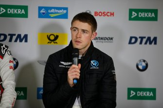 Persconferentie, Paul Di Resta, R-Motorsport