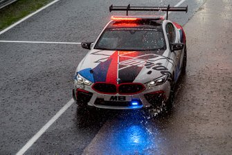 Safety Car in rain