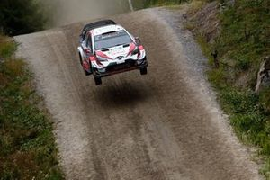 Отт Тянак и Мартин Ярвеоя, Toyota Gazoo Racing WRT, Toyota Yaris WRC