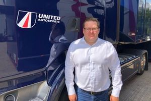David Greenwood, United Autosports Technical Director
