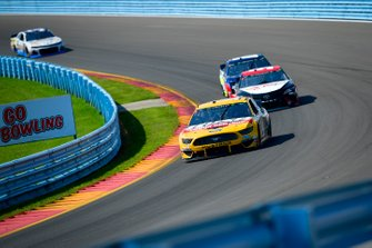 Clint Bowyer, Stewart-Haas Racing, Ford Mustang Rush Truck Centers / Haas Automation, Parker Kligerman, Gaunt Brothers Racing, Toyota Camry TRD 40th Anniversary