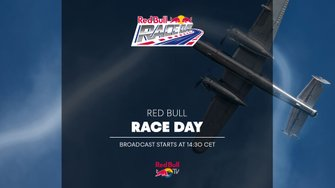 Red Bull RACE DAY, LIVE