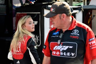 Natalie Decker, DGR-Crosley, Toyota Tundra N29 Technologies LLC and Frank Kerr