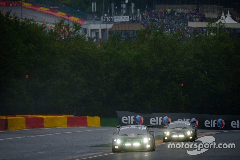 #107 Bentley Team M-Sport Bentley Continental GT3: Jordan Lee Pepper, Jules Gounon, Steven Kane
