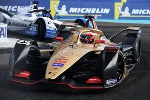 Jean-Eric Vergne, DS TECHEETAH, DS E-Tense FE19 Antonio Felix da Costa, BMW I Andretti Motorsports, BMW iFE.18