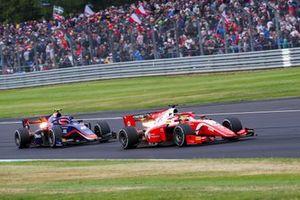 Mick Schumacher, Prema Racing and Nobuharu Matsushita, Carlin