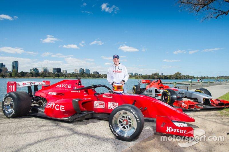 Rubens Barrichello na Austrália