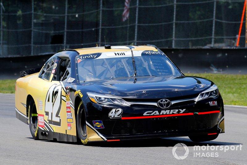 Stanton Barrett, Motorsports Business Management, Toyota Supra MBM Motorsports