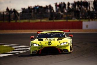 Александр Линн и Максим Мартен, Aston Martin Racing, Aston Martin Vantage AMR (№97)