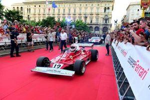 F1 Ferrari of Niki Lauda
