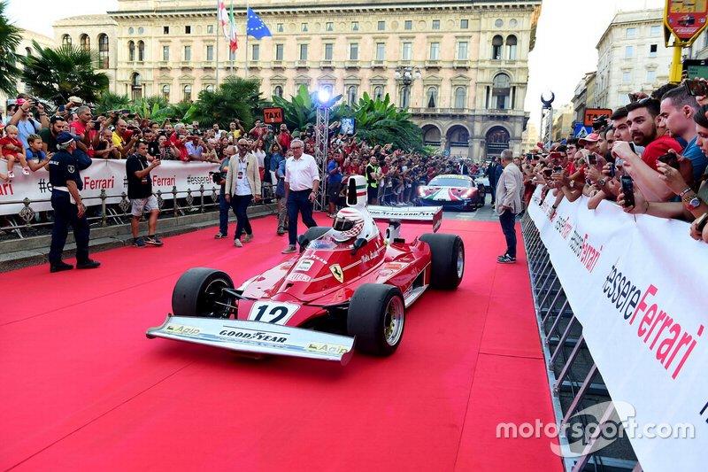 El Ferrari F1 de Niki Lauda