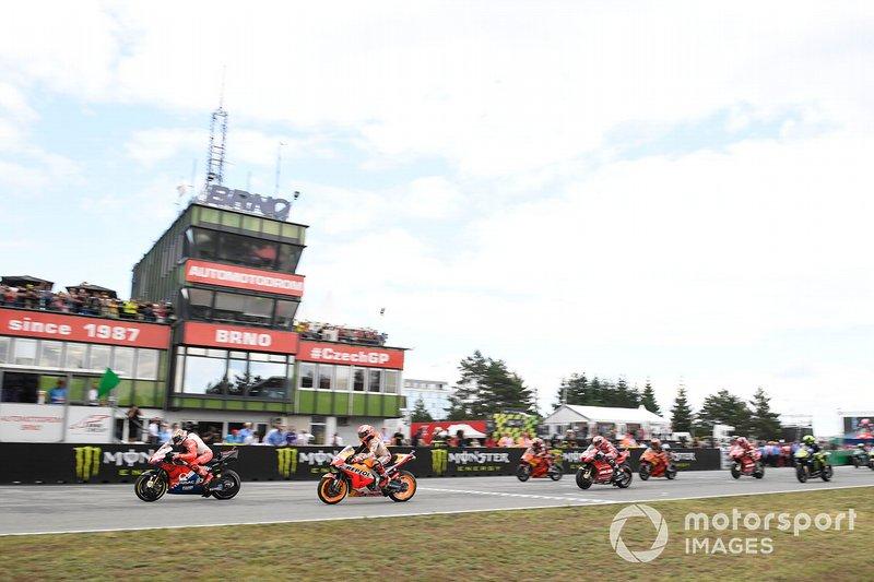 GP de la República Checa (Brno) - 9 de agosto