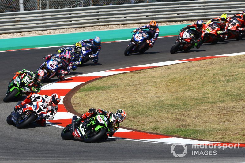 Jonathan Rea, Kawasaki Racing Team comanda all'inizio
