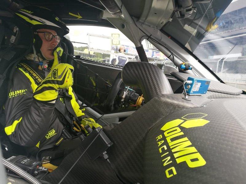 Mateusz Lisowski, Audi R8 LMS