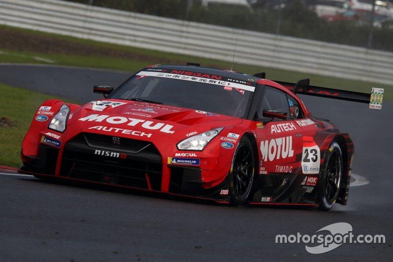 #23 Nissan GT-R (NISMO) - Ronnie Quintarelli (ITA/40) & Tsugio Matsuda (JPN/40): Das Duo war auch in Hockenheim am Start. Quintarelli ist mit den Super-GT-Titeln 2011, 2012, 2014 und 2015 erfolgreichster Nicht-Japaner der Serie und war 2006 Spykers F1-Tester, Matsuda hat 20 Super-GT-Jahre und gleich viele Siege auf dem Konto - Rekord!