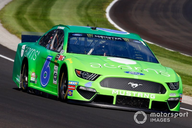 Ryan Newman, Roush Fenway Racing, Ford Mustang Acorns