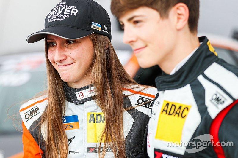 Karen Gaillard, Julien Apotheloz, TOPCAR Sports