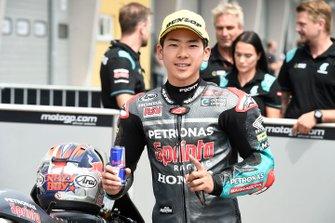 Pole position pour Ayumu Sasaki, SIC Racing Team