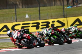 Toprak Razgatlioglu, Turkish Puccetti Racing, Jonathan Rea, Kawasaki Racing Team, Leon Haslam, Kawasaki Racing Team
