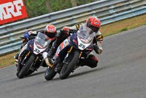 Deepak Ravikumar, TVS Racing