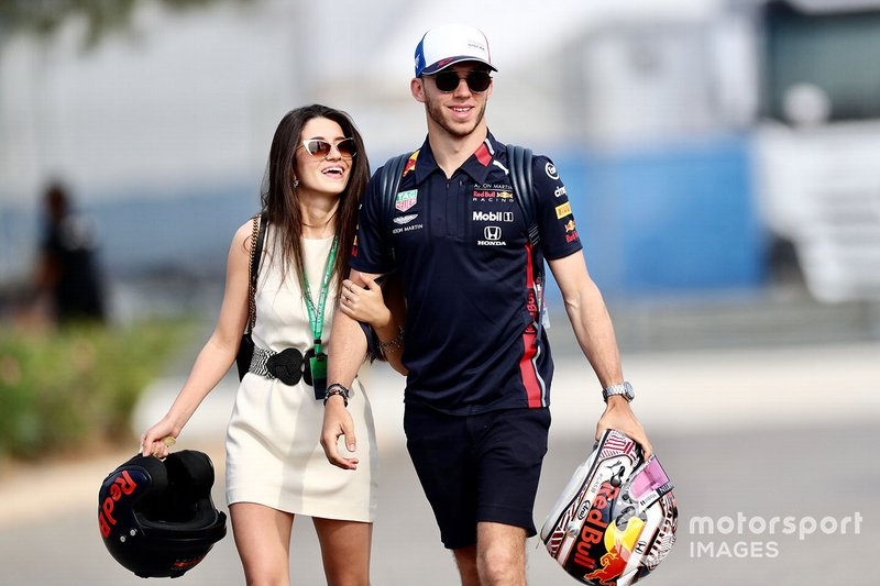 Gasly Ricciardo büntetésével pontszerző lett. 2003 óta nem volt példa, hogy egy francia pilóta pontot szerezzen a Francia Nagydíjon.