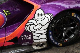 Автомобиль Ford GT (№85) команды Keating Motorsports
