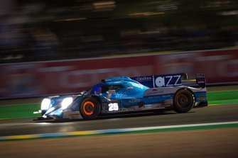 #25 Algarve Pro Racing Oreca 07 Gibson: David Zollinger, Andrea Pizzitola, John Falb