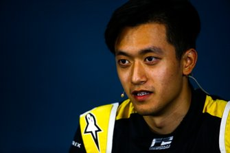 Guanyu Zhou, UNI Virtuosi Racing Racing