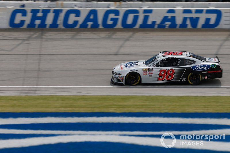 Dillon Bassett, DGM Racing, Chevrolet Camaro Bassett Gutters & More