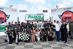 Tyler Reddick, Richard Childress Racing, Chevrolet Camaro TAME the BEAST wins