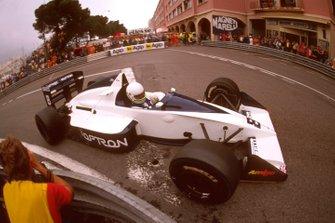 Stefano Modena, Brabham