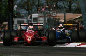 Andreas De Cesaris, Dallara F189