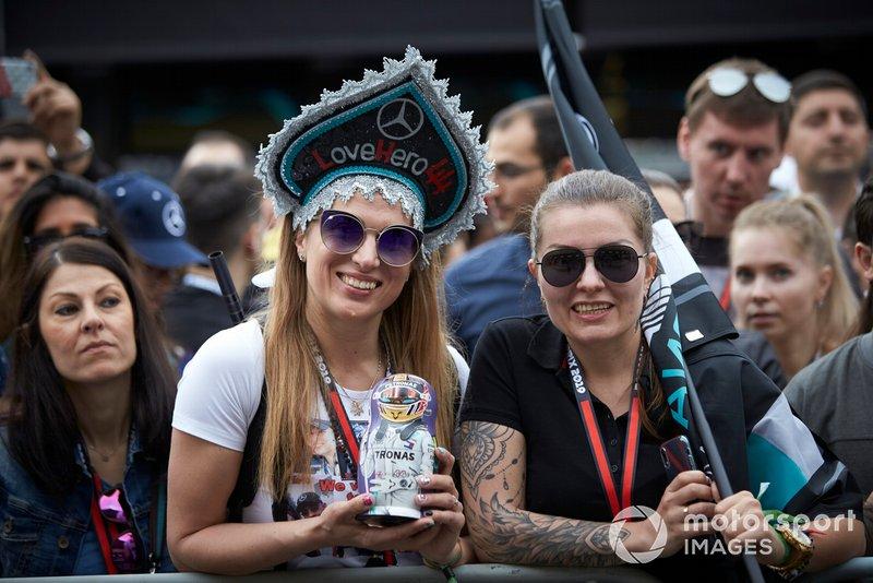 AMG Mercedes fans