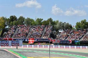 Les fans de Kevin Magnussen, Haas F1