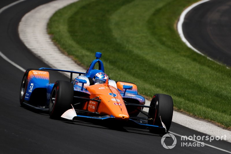 18. Scott Dixon, Chip Ganassi Racing Honda