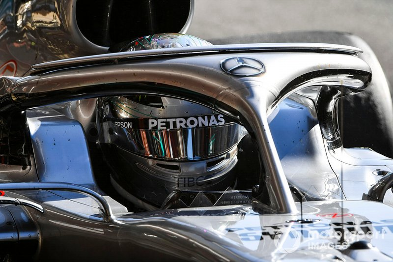 Nikita Mazepin, piloto privado de pruebas Mercedes AMG F1