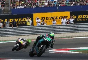 Franco Morbidelli, Petronas Yamaha SRT, Cal Crutchlow, Team LCR Honda