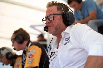 #57 Heinricher Racing w/Meyer Shank Racing Acura NSX GT3, GTD: Michael Shank