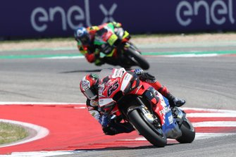 Francesco Bagnaia, Pramac Racing race