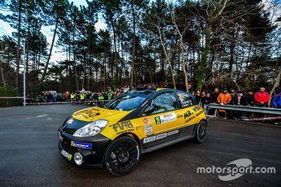 Trofei Renault Rally: Sanremo